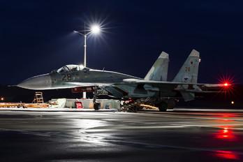 28 - Russia - Air Force Sukhoi Su-27