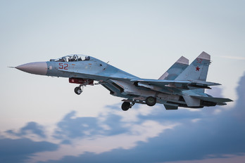 52 - Russia - Air Force Sukhoi Su-27