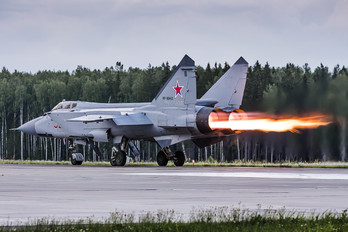 32 - Russia - Air Force Mikoyan-Gurevich MiG-31 (all models)