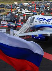 RA-97010 - Interjet Sukhoi Superjet 100