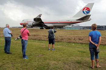 B-2426 - China Cargo Boeing 747-400F, ERF