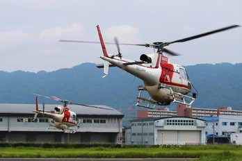 JA6502 - Aero Asahi Eurocopter AS350 Ecureuil / Squirrel