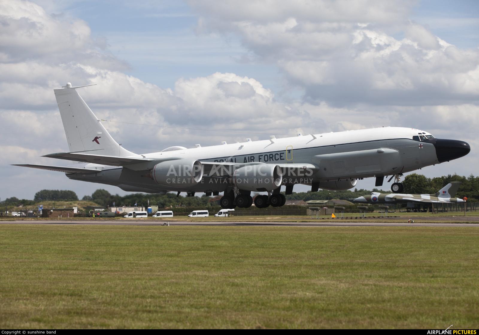 Royal Air Force ZZ664 aircraft at Waddington