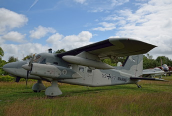 59+22 - Germany - Navy Dornier Do.28 D Skyservant