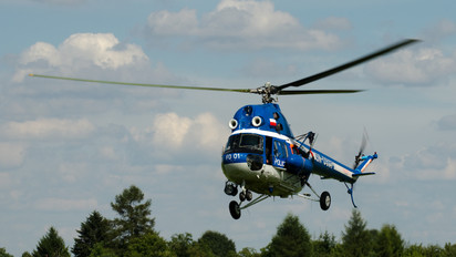 SN-09XP - Poland - Police Mil Mi-2