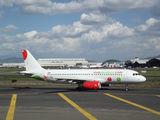 EI-EUA - VivaAerobus Airbus A320 aircraft