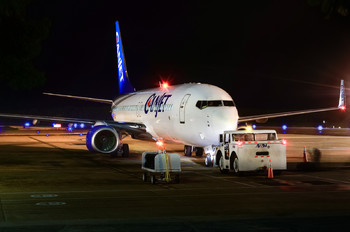 C-FTCX - CanJet Airlines Boeing 737-800