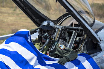 - - Greece - Hellenic Air Force Lockheed Martin F-16C Fighting Falcon