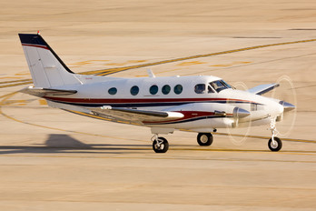 PP-SSZ - Private Beechcraft 90 King Air