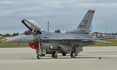91-366 - USA - Air Force Lockheed Martin F-16CJ Fighting Falcon