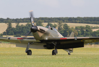 F-AZXR - Private Hawker Hurricane Mk.I (all models)