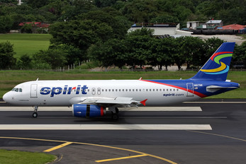 N617NK - Spirit Airlines Airbus A320