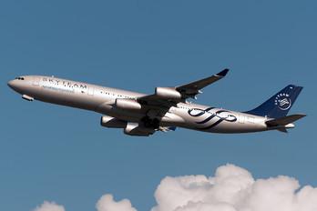 LV-LPV - Aerolineas Argentinas Airbus A340-300