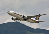 9V-SRO - Singapore Airlines Boeing 777-200ER aircraft