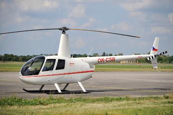 OK-CSB - Private Robinson R44 Astro / Raven