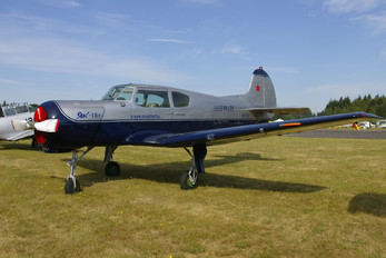N910TC - Private Yakovlev Yak-18T