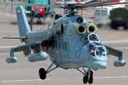 351 - Russia - Air Force Mil Mi-24A aircraft