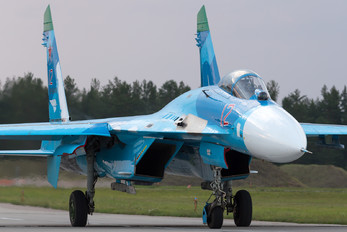 12 - Russia - Air Force Sukhoi Su-27