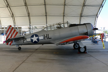 N3680F - Private North American Harvard/Texan (AT-6, 16, SNJ series)