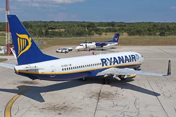 EI-DCN - Ryanair Boeing 737-800