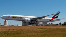 A6-ENS - Emirates Airlines Boeing 777-300ER aircraft