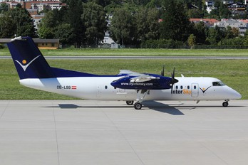 OE-LSB - Intersky de Havilland Canada DHC-8-300Q Dash 8
