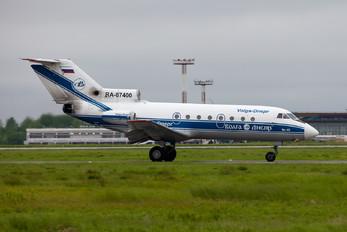 RA-87400 - Volga Dnepr Airlines Yakovlev Yak-40