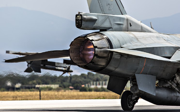 122 - Greece - Hellenic Air Force General Dynamics F-16C Fighting Falcon