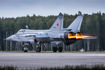 51 - Russia - Air Force Mikoyan-Gurevich MiG-31 (all models)