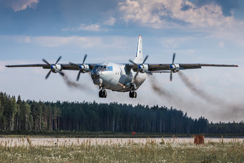 12 - Russia - Air Force Antonov An-12 (all models)