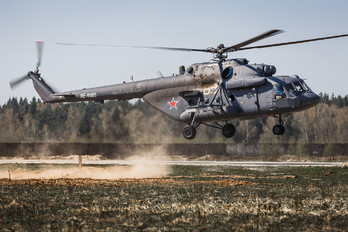 85 - Russia - Air Force Mil Mi-8AMTSh-1