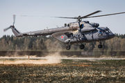85 - Russia - Air Force Mil Mi-8AMTSh-1 aircraft