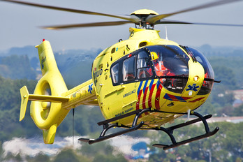 PH-EMS - ANWB Medical Air Assistance Eurocopter EC135 (all models)