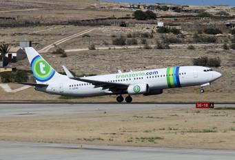 F-GZHD - Transavia France Boeing 737-800