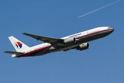 9M-MRD - Malaysia Airlines Boeing 777-200ER aircraft