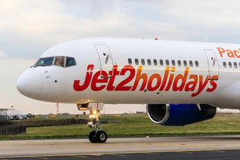 G-LSAD - Jet2 Boeing 757-200