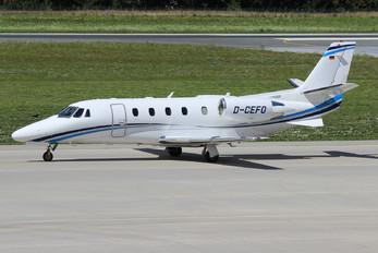 D-CEFO - Air Hamburg Cessna 560XL Citation XLS