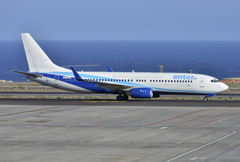 SP-ENU - Enter Air Boeing 737-800