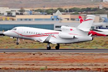 TC-AKE - Private Dassault Falcon 900 series