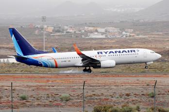 EI-FEC - Ryanair Boeing 737-800