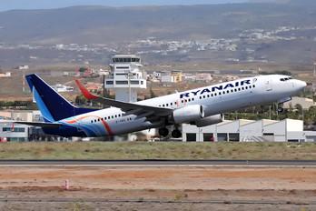 EI-FED - Ryanair Boeing 737-800