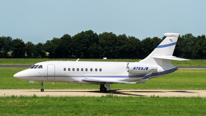 N769JW - Devon Reality Advisors LLC Dassault Falcon 2000 DX, EX