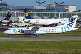 OH-ATH - FlyBe Nordic ATR 72 (all models)