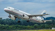 SX-DVH - Aegean Airlines Airbus A320 aircraft