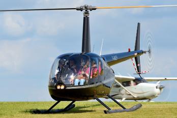 F-HKEY - Private Robinson R44 Clipper
