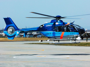JA6803 - Japan - Police Eurocopter EC135 (all models)
