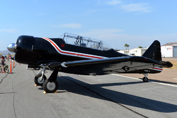 N722WB - Private North American Harvard/Texan (AT-6, 16, SNJ series)