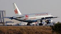 C-GBIP - Air Canada Airbus A319 aircraft