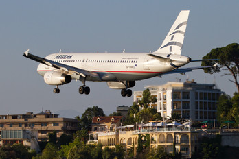 SX-DVN - Aegean Airlines Airbus A320