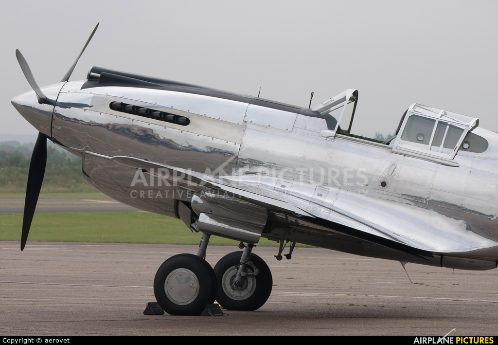 The Fighter Collection N80FR aircraft at Duxford
